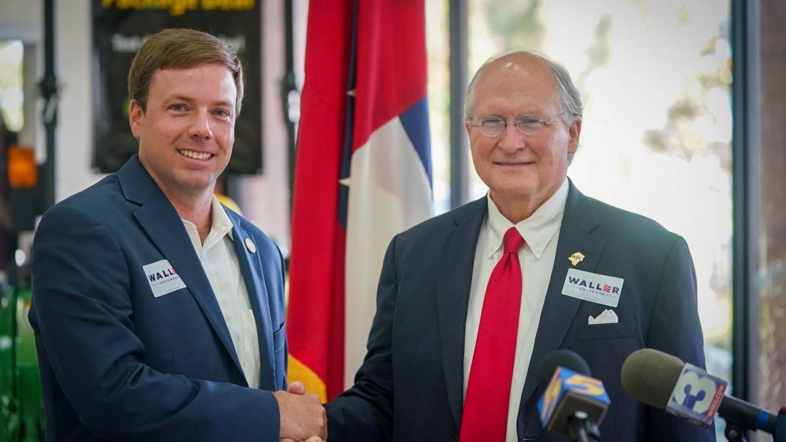 Foster backs Waller in GOP runoff for Mississippi governor