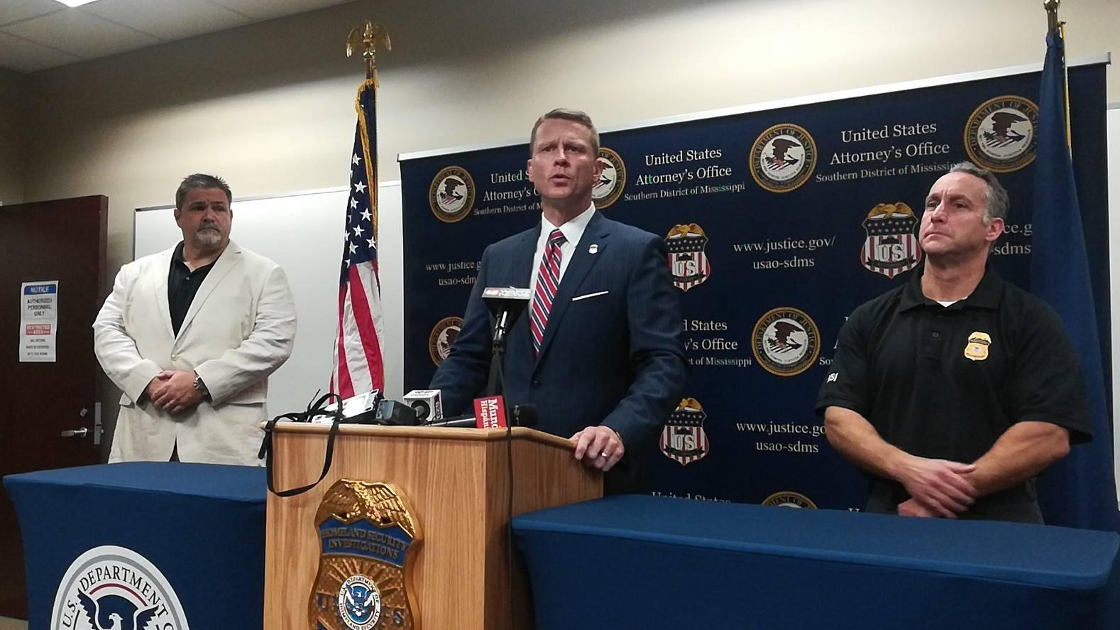 Investigators looking at raided companies