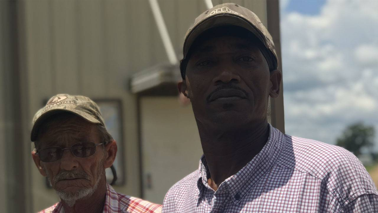Mississippi Delta Farm Workers Deal With Flooding's Aftermath