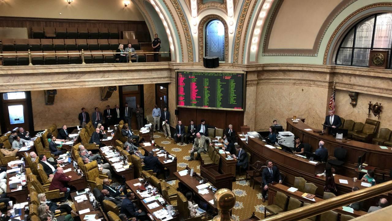 Legislators Suspend Session Due to Coronavirus