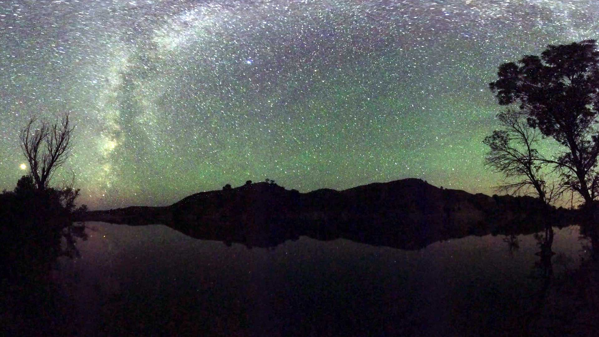 Watch Under the Milky Way (360 experience)