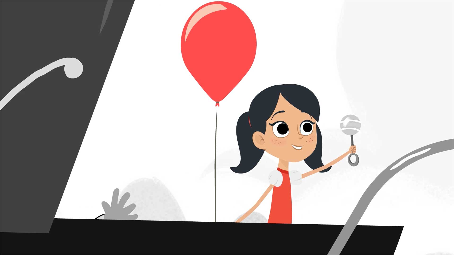 Watch Balloon Girl