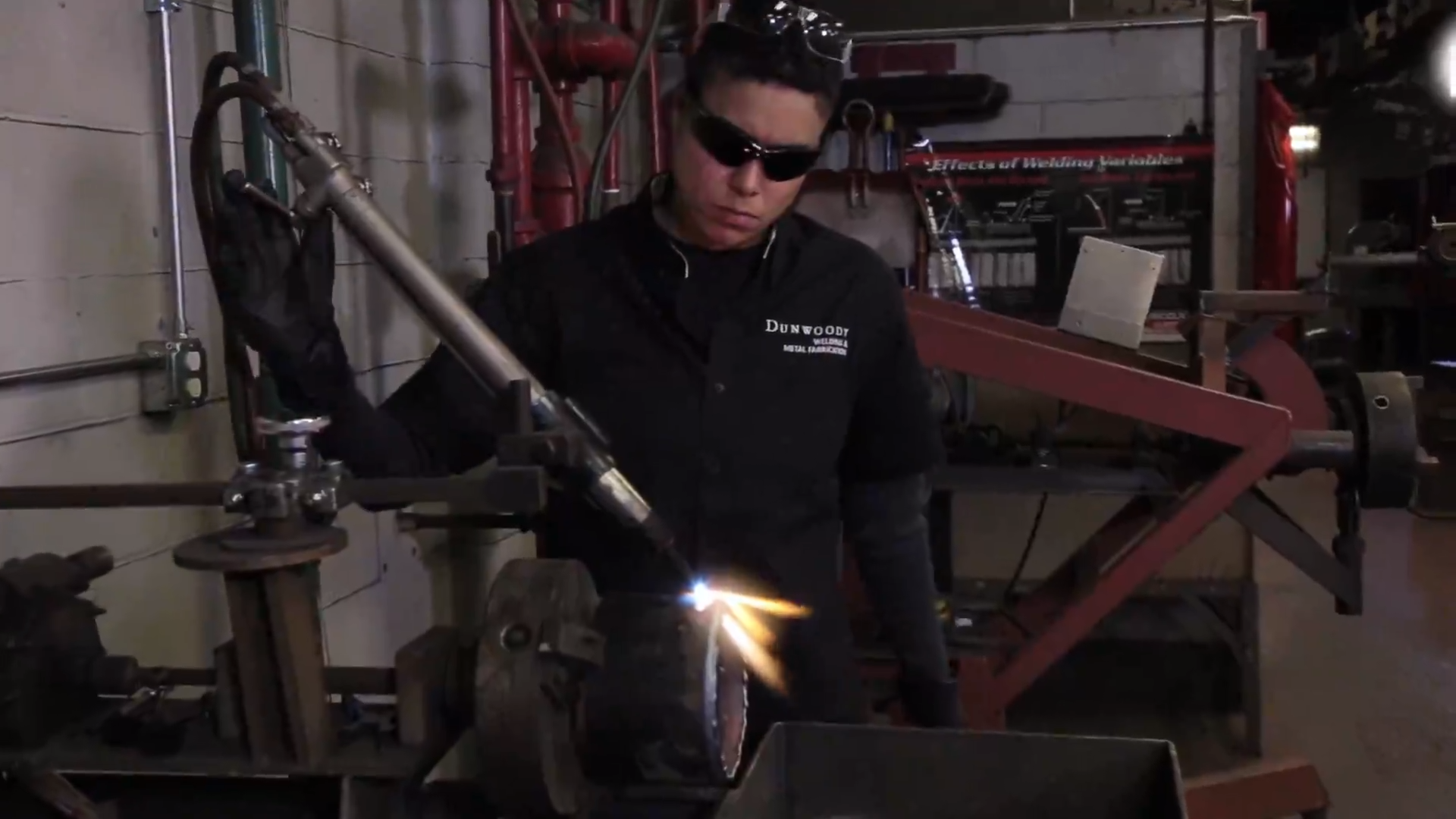 Denise Bailey - Welder / Instructor