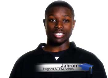 Why I Stay in School - Jahron