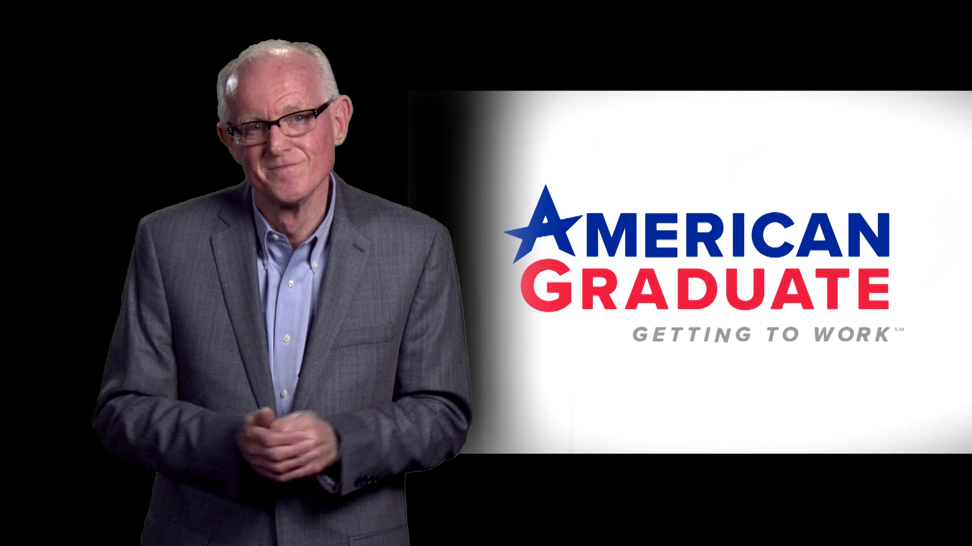 David Fogarty announces American Graduate: Getting to Work