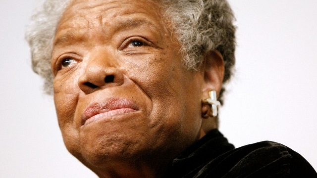 The Life of Poet Maya Angelou