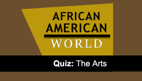 photograph relating to Black History Month Quiz Printable identified as Black Heritage Quiz Choice Black Historical past Tradition PBS