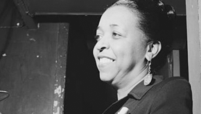 Vocalist and Actress Ethel Waters