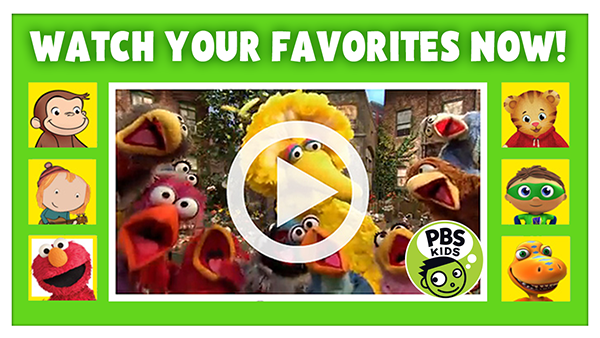 Watch PBS KIDS