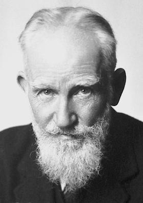Bernard Shaw, 1925.