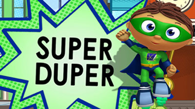 Super Why! Lesson Plans