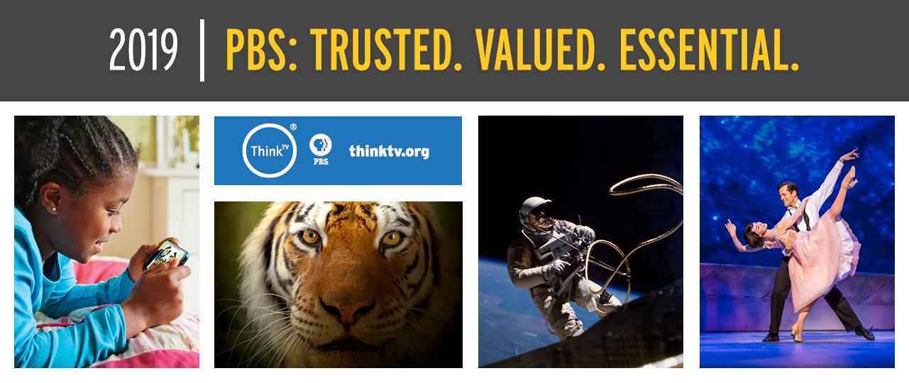 PBS Trusted Valued Esstenial