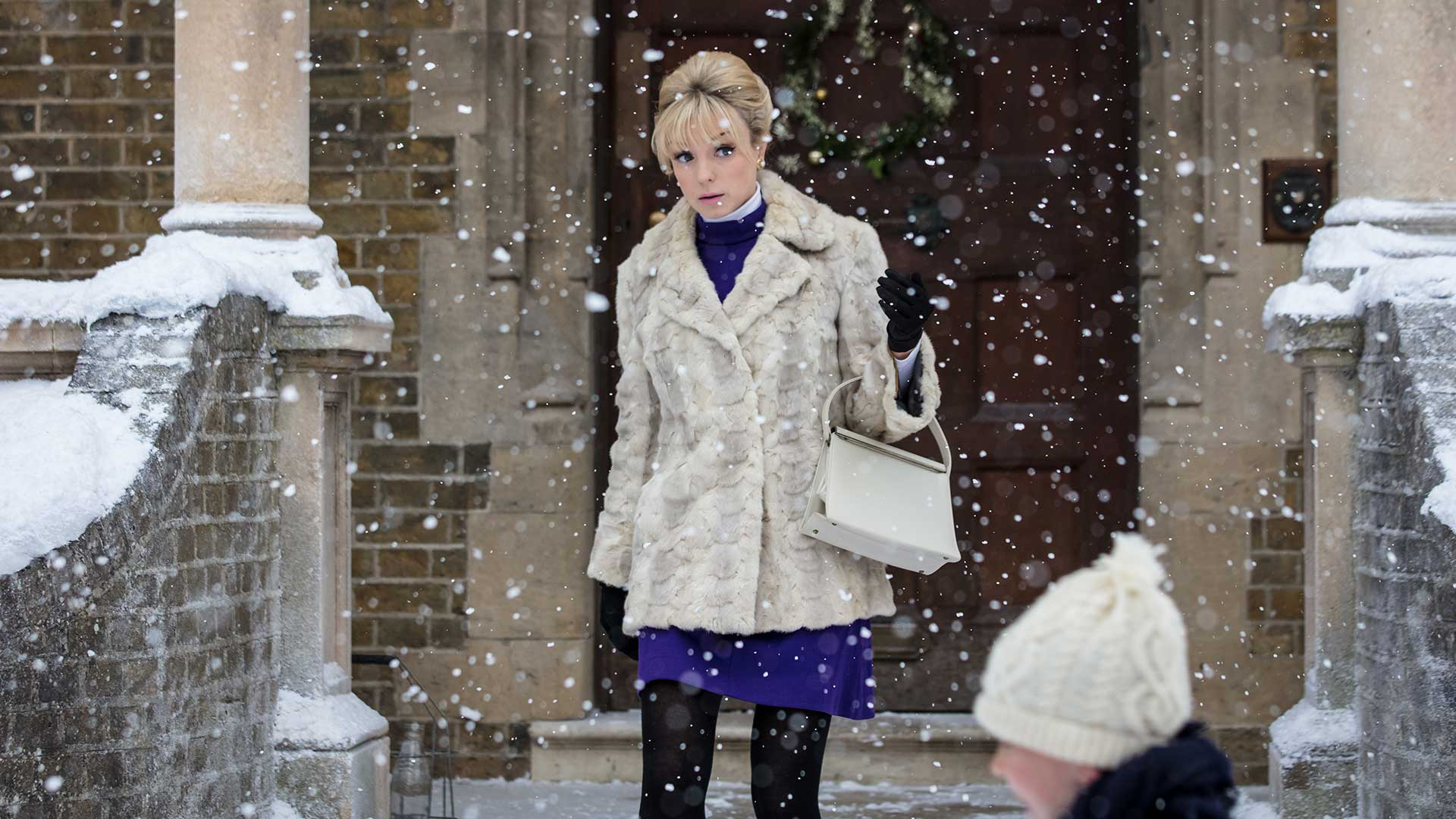Helen George as Trixie Franklin.