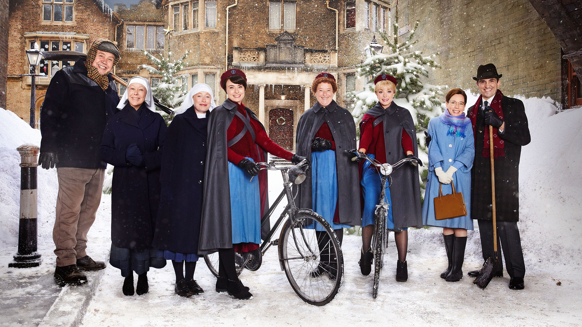 Call The Midwife Christmas Special 2019 Pbs Holiday Special 2018 | Call the Midwife | PBS