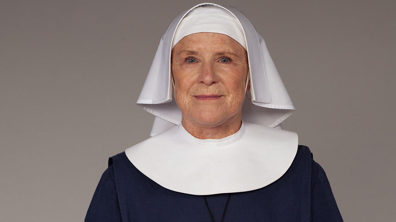 Judy Parfitt plays Sister Monica Joan