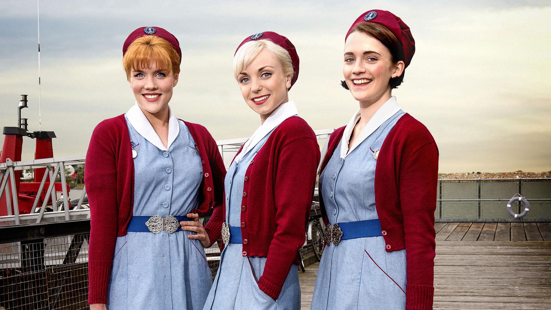 Call The Midwife Season 5 Christmas Special.Season 5 Call The Midwife Pbs