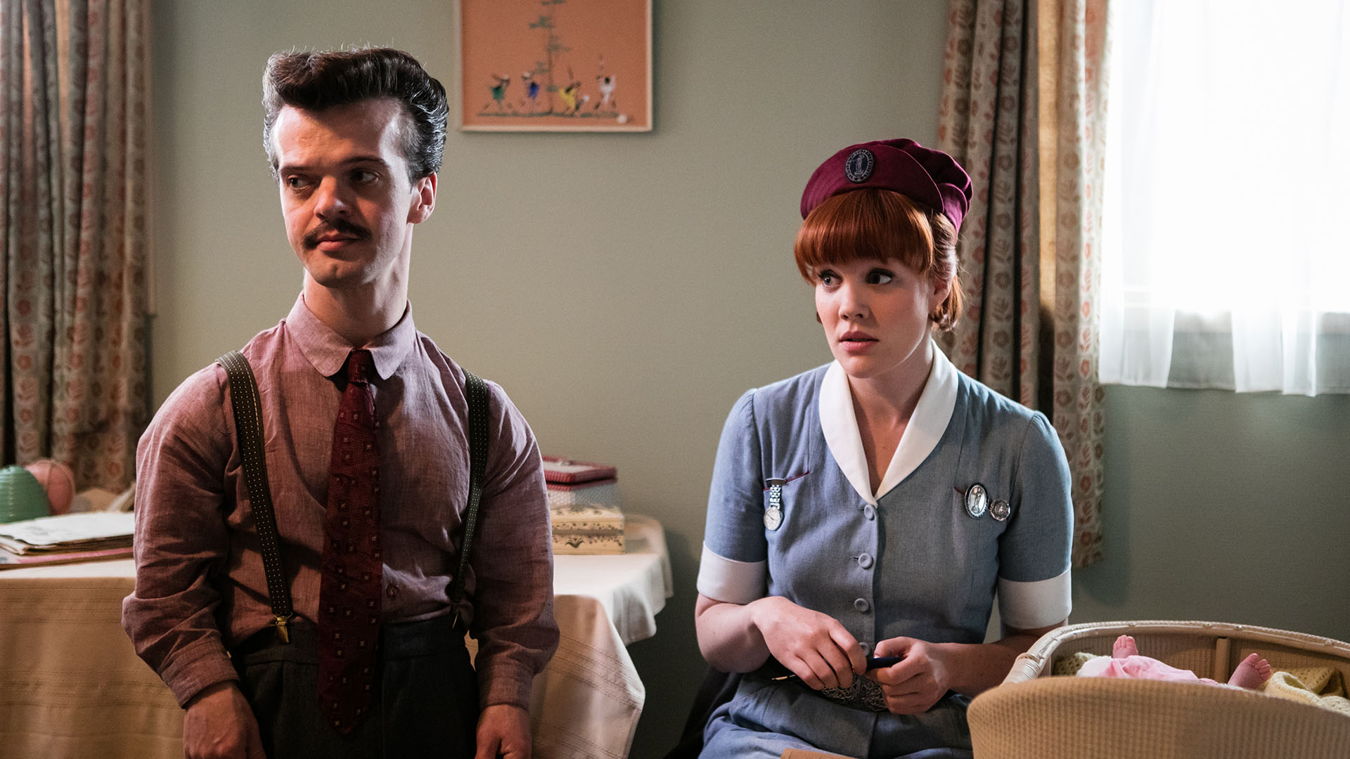 Season 6 | Call the Midwife | PBS