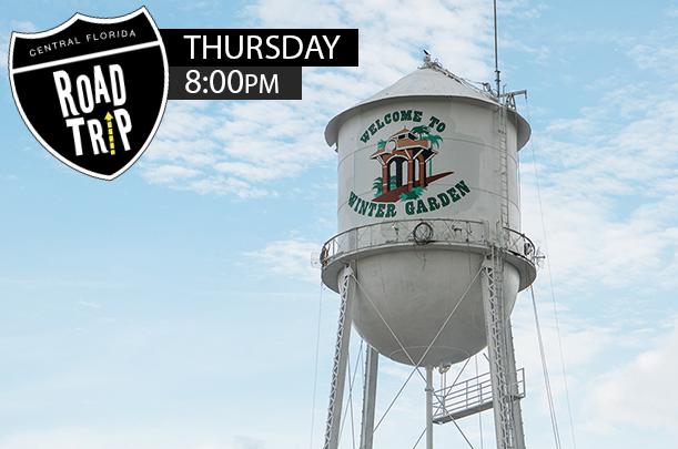 Thursday at 8pm - Central Florida Roadtrip