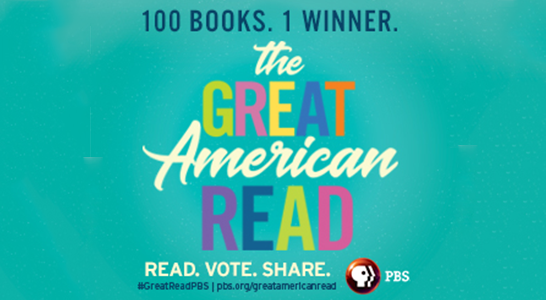 Great American Read Voting