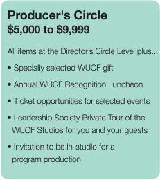 WUCF Producer's Circle