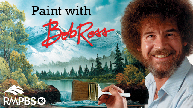 Paint with Bob Ross in Colorado Springs Aug. 2
