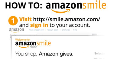 Supporting Via AmazonSmile