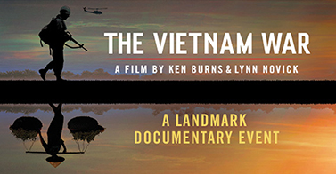 PREVIEW THE PBS FILM 'The Vietnam War'