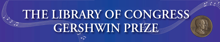 Gershwin Prize Home
