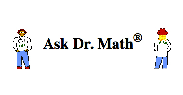 Ask Dr. Math
