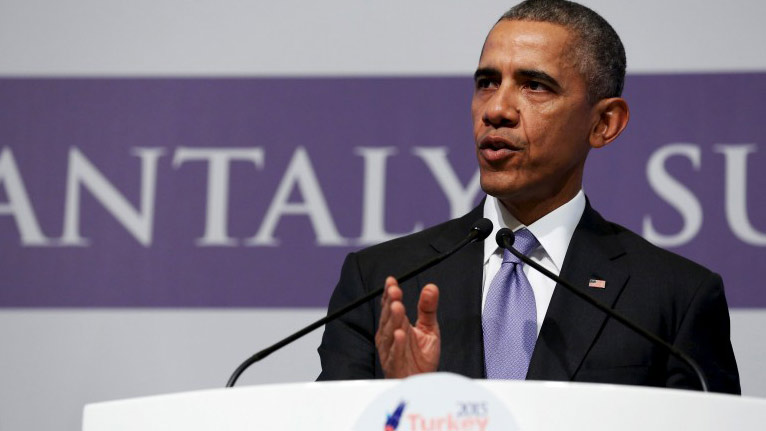 Obama: Attacks 'Terrible' Setback in Islamic State Campaign