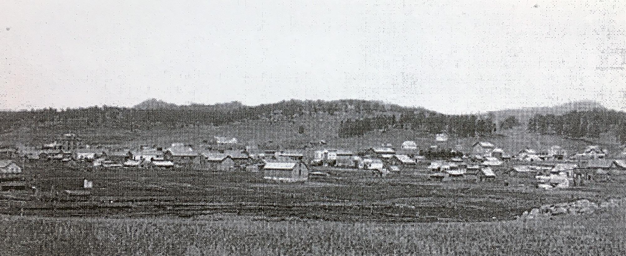 custer sd, 1870s