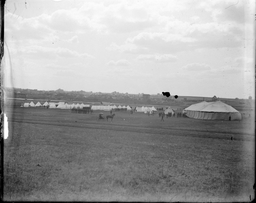 Camp Dewey ca. 1898