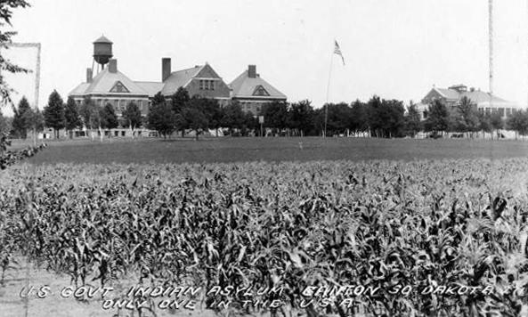 canton asylum exterior