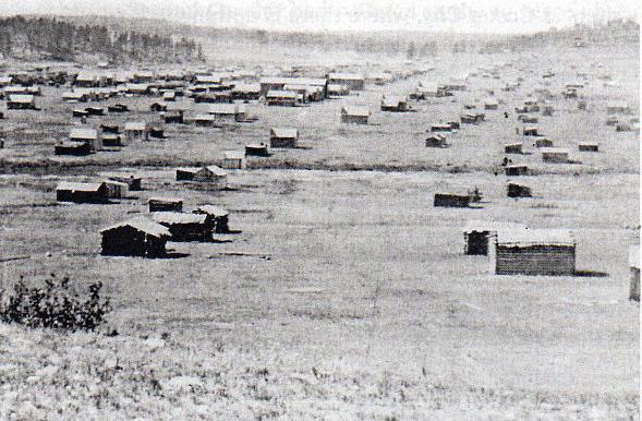 Custer City - 1875
