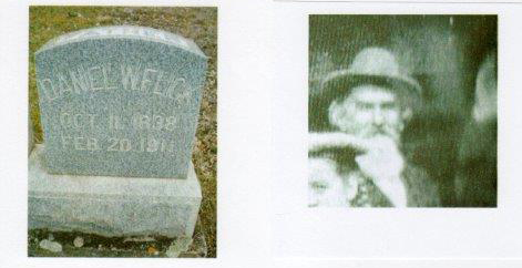 Flick in Old age-tombstoneTombstone copy.jpg