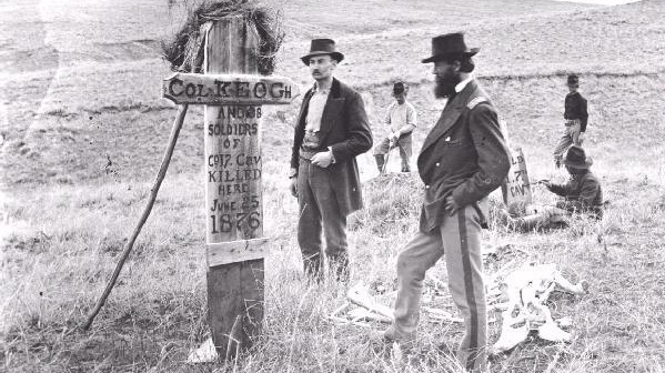 myles keogh grave site