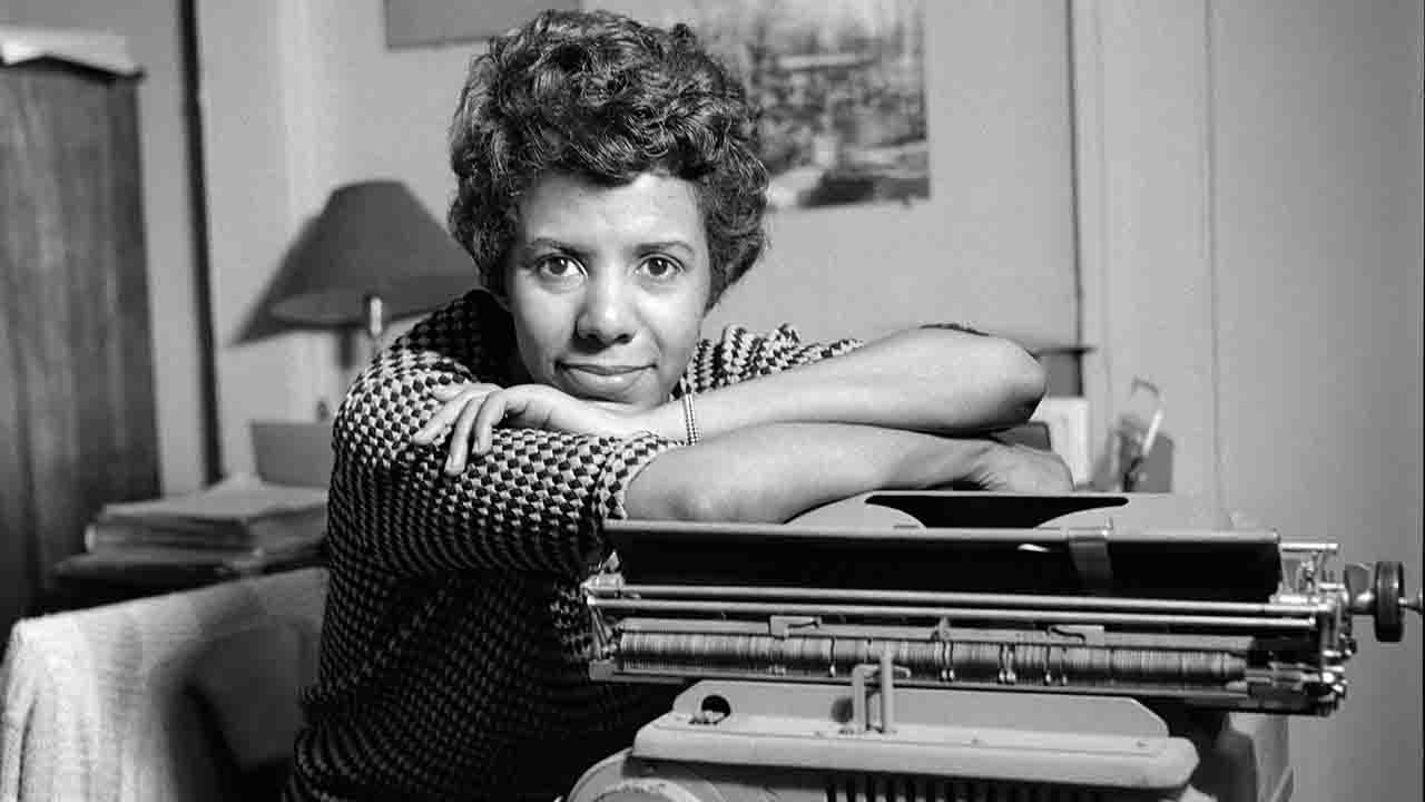 Lorraine Hansberry Sighted Eyes Feeling Heart