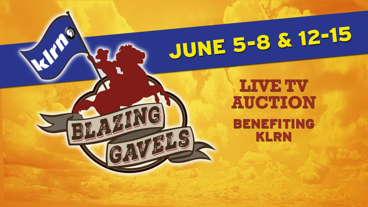 Wednesday through Saturday at 7 pm - Blazing Gavels