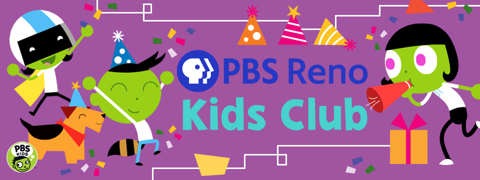 PBS Reno Kids Club Birthdays