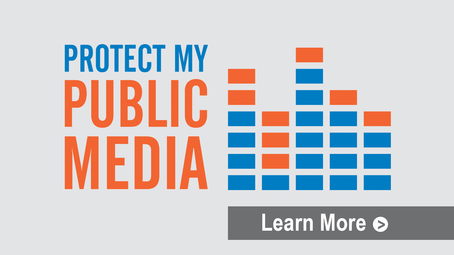 Save Public Media Funding
