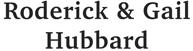 Roderick & Gail Hubbard