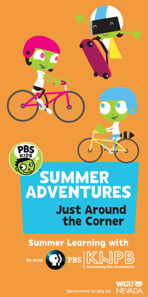 Summer Learning with KNPB and PBS KIDS