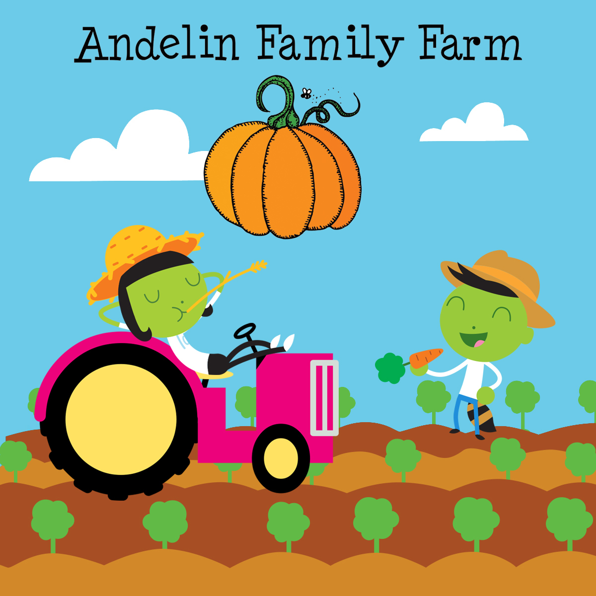 Andelin Family Farm Festival