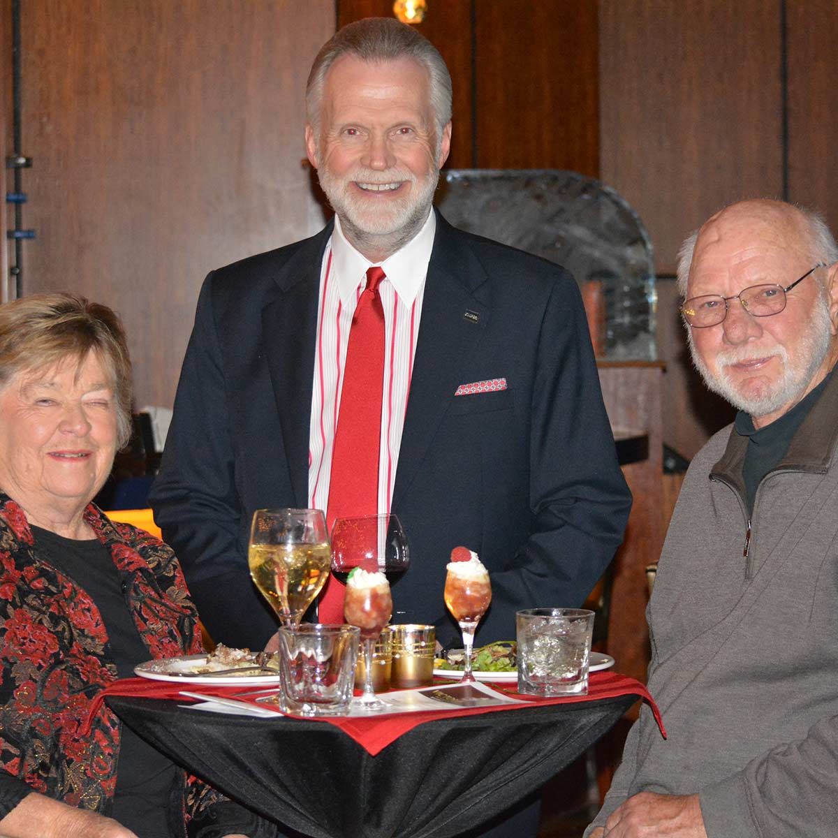 KNPB Silver Circle 2017 Holiday Party