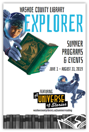 Washoe County Library | Summer Reading Program