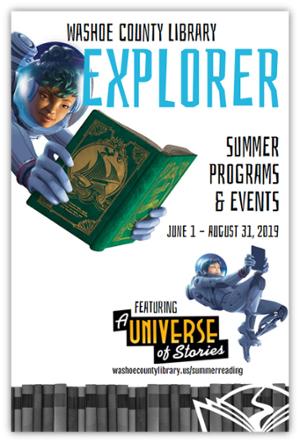 Washoe County Library | Summer Reading Program