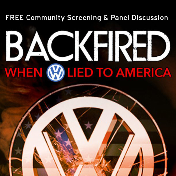 "Free screening: ""Backfired"""