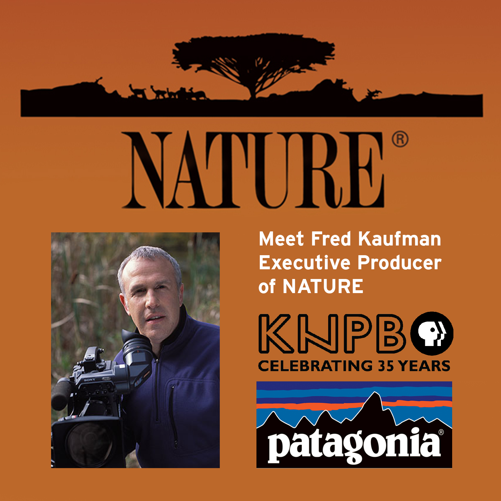 Fred Kaufman at the Patagonia Outlet