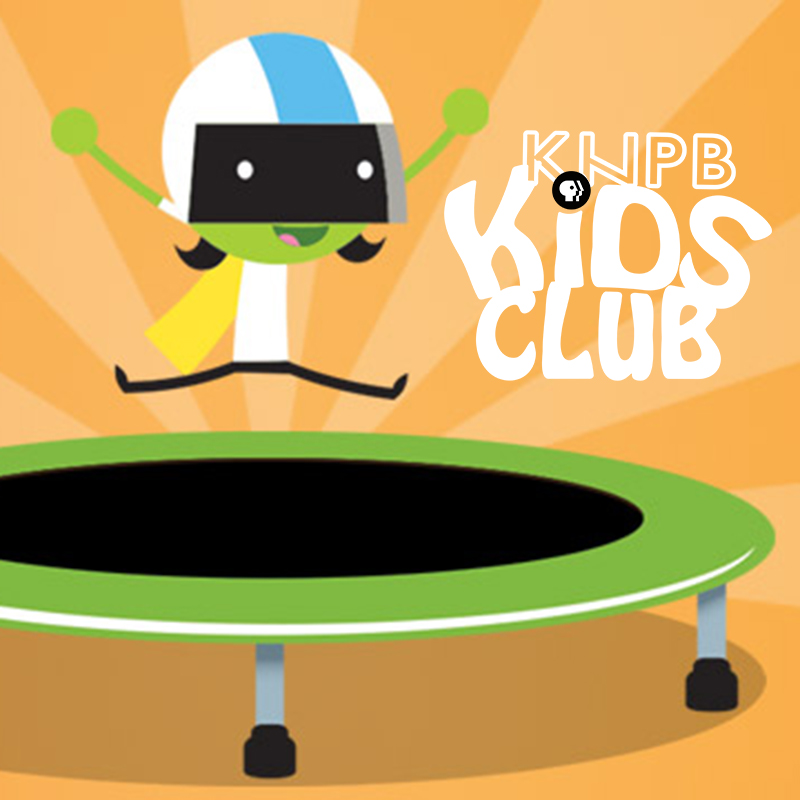 KNPB Kids Club Jump Man Jump