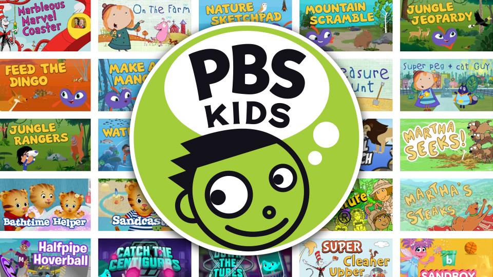 PBS KIDS Games Teach and Entertain